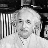 Albert Einstein i 1950