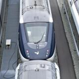 Grunden voldsomt vejr i Tyskland, er visse af DSBs toge til Danmark forsinket.