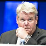 Vestas' formand, Bert Nordberg, må konstatere, at Vestas-aktien er steget over 2.000 procent under hans tid i vindmølleproducenten. Fremmødet til generalforsamlingen er dog kun gået én vej: Nedad.