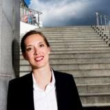Privatøkonom i Danske Bank, Louise Aggerstrøm Hansen.