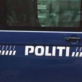 Blå blink, politi, brandvæsen, ambulance