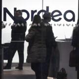 Nordea har en plan om at spare milliarder af kroner de kommende år. Scanpix/Vesa Moilanen