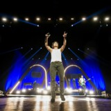 Lukas Graham var en af de danske musikgrupper, der i 2016 var med til at trække flere musiklyttere over på streamingtjenesterne.