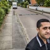 Ali Qais har været med til at oprette et Naboværn i Tårnby for at skabe tryghed. Han har oprettet pga. hjemmerøverier i området.