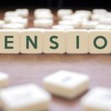 Mange danskere er modvillige i forhold til pensionsopsparing, da opsparingen er skattepligtig og offentlige ydelser modregnes heri. Foto: Iris.