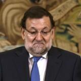 Qué? Har Spaniens premierminister, Mariano Rajoy, virkelig »masser af plads i kalenderen«?. Arkivfoto: Juan Medina/Reuters
