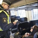 At rejsende kontrolleres, er ikke nyt. I januar 2016 iværksatte Sverige id-kontrollen over for rejsende fra Danmark.