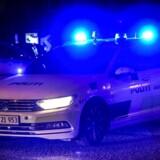 Søndag aften fik Østjyllands Politi en melding om skud mellem to grupper.