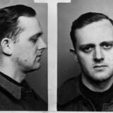 Palle Mogens Fogde Sørensen, der den 18. september 1965 dræbte fire politibetjente på Amager.
