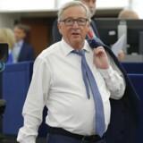 - Digitalisering skal komme alle til gode, uanset hvor man bor, og hvor meget man tjener, fastslår kommissionsformand Jean-Claude Juncker i sin årlige state of the union-tale. Arkivfoto.