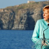 Tysklands forbundskansler, Angela Merkel, Italiens premierminister, Matteo Renzi, og Frankrigs præsident, François Hollande, er samlet til et minitopmøde på den italienske ø Ventotene for blandt andet at tale om Europas fremtid efter den britiske folkeafstemning i juni, hvor briterne stemte nej til fortsat medlemskab af EU.