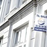 Urolighederne på Nørrebro bekymrer ikke boligkøberne, der gerne vil købe lejligheder i den populære bydel.