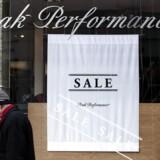 Peak Performance kan blive solgt fra af selskabet IC Group.