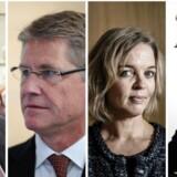 Det er i høj grad økonomer og ingeniører, der har indtaget topposterne i de største danske selskaber, viser nye opgørelse. Samtidig er det tydeligt, at de største selskaber i dag ikke ser på nationalitet, når de ansætter ny topchef.