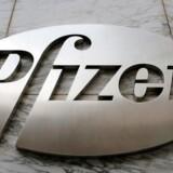 Arkivfoto. Den amerikanske medicinalgigant Pfizer har fremlagt regnskab for fjerde kvartal, som rammer under analytikernes forventninger.