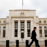 Arkivfoto. Federal Reserve direktør Jerome Powell signalerer vilje til at hæve renten, idet såvel arbejdsløsheden som inflationen nærmer sig centralbankens mål.