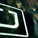 Uber er selv i gang med en undersøgelse af ulykken. / AFP PHOTO / Mark Ralston