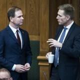 Tilliden skal genetableres i blå blok, og regeringen skal komme med en anden attitude, siger Thulesen Dahl. (Foto:Martin Sylvest/Scanpix 2017)
