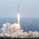 Det hidtil største danske rumprojekt, Asim, er onsdag klokken 15 dansk tid landet på Den Internationale Rumstation ISS, oplyser det amerikanske rumagentur Nasa.