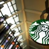 Starbucks faldt 4,4 pct. i eftermarkedet.