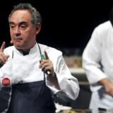 Ferran Adria.