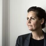 Pia Olsen Dyhr (SF) glæder sig over, at 44 procent af partiets kandidater ved det kommende kommunalvalg er kvinder.