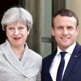 Hvis briterne skulle fortryde at have stemt for at forlade EU, så er de velkommen til at skifte mening. / AFP PHOTO / CHRISTOPHE ARCHAMBAULT