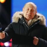Vladimir Putin har vundet seks år mere i spidsen for Rusland.