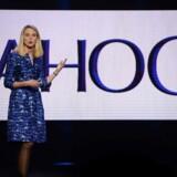 Topchef i Yahoo! Marissa Mayer står til at få nye ejere inden for få dage, erfarer nyhedstjenesten Bloomberg. Telegiganten Verizon skulle være klar til at annoncere overtagelsen af det kæmpende internetselskab inden for få dage.