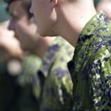 Regeringen ventes at fremlægge forslag til at lade militæret overtage grænsekontrollen. »En panikløsning,« mener soldaternes formends, Jesper K. Hansen.
