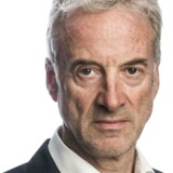 Jens Chr Hansen, erhvervskommentator.