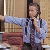 Michael Douglas som den kyniske Gordon Gekko i filmen »Wall Street« fra 1987 var et billede på datidens børsaktivister. Nutidens børsaktivister er anderledes konstruktive, lyder vurderingen. Arkivfoto: 20TH Century Fox/Ronald Grant