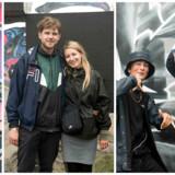 Vi spurgte nogle gæster om deres oplevelse af årets Roskilde Festival.