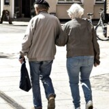 Arkivfoto. Nye tal fra 82.000 pensionskunder viser, at fire ud af ti danskere sparer for lidt op til en pensionisttilværelse med bund i. Rådgivere peger dog på alternativer til pensionsopsparing.