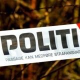 ARKIVFOTO 20120312 af politiafspærring- - Se RB KRIMINAL 01.21 (opdt. 01.34). Københavns Vestegns Politi søger i øjeblikket efter gerningsstedet i nærheden af Brøndby Stadion. En 21-årig mand blev torsdag aften skudt et sted på den københavnske vestegn. Københavns Vestegns Politi modtog klokken 21.04 en anmeldelse om, at manden var blevet bragt til Glostrup Hospital med skudsår i overkroppen. (Foto: Sisse Stroyer/Scanpix 2017). (Foto: Annelene Petersen/Scanpix 2017)