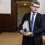 Erhvervsminister Troels Lund Poulsen (V).