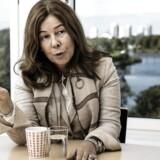 Marika Frederiksson, CFO hos vindmølleproducenten Vestas.