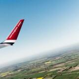 Arkivfoto. Lavprisselskabet Norwegian flyver stadigt flere passagerer. I september krydsede selskaber ny milliongrænse.