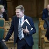 Dansk Folkeparti er som det eneste parti inviteret til forhandlinger med regeringen om pensionssystemet.
