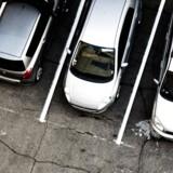 Arkivfoto.København får flere parkeringspladser