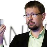 Martin F. Andersen, adm. direktør i mobilbetalingstjenesten Swipp, der fra juni tillader betalinger på op til 50.000 kr. om dagen.