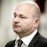 Søren Pape Poulsen (K) vil have sagsbehandlingstiden i straffesager nedbragt. (Foto: Mads Claus Rasmussen/Scanpix 2017)