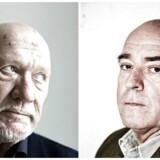 DRs tidligere dramachef Ingolf Gabold og DFs næstformand Søren Espersen.