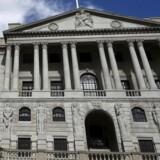 BoE fastslår, at den vil tage alle de nødvendig skridt for at leve op til sit ansvar for pengepolitikken og den finansielle stabilitet.