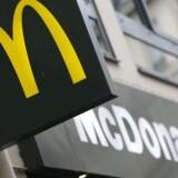 Arkivfoto. McDonald's foretager en omstrukturering, der flytter aktiviteter væk fra Luxembourg midt i EU's konkurrencemyndigheders undersøgelser af virksomhedens skattearrangementer