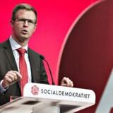Arkivfoto: Ingen kan løbe fra et ansvar for Skats mange møgsager. Det mener Benny Engelbrecht (S), der var skatteminister fra 2014-2015.