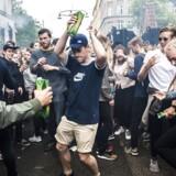 Distortion får ikke sin godkendelse til at kunne afholde fest i Københavns gader, hvis ikke de får afleveret tilstrækkelig dokumentation til kommunen inden tidsfristen den 13. maj. (Arkivfoto)