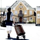 Sandholmlejren i Nordsjælland. Arkivfoto.