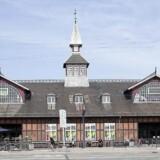 Østerport Station.