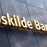 Arkivfoto. Hvem kan huske Roskilde Bank? Der er ikke noget at sige til, hvis det fortaber sig lidt i tågerne, hvordan det nu var med den halvstore bank fra domkirkebyen.